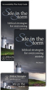 Safe in the Storm: biblical strategies for overcoming anxiety Package