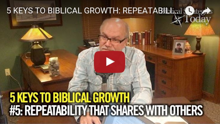 Biblical Strategies Today Episode 5: Repeatability that Shares with Others
