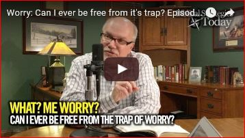 Worry: can I ever get free from its trap? Episode 15