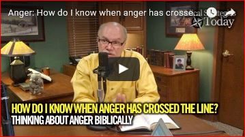 Anger: How do I know when I've crossed the line? Episode 17